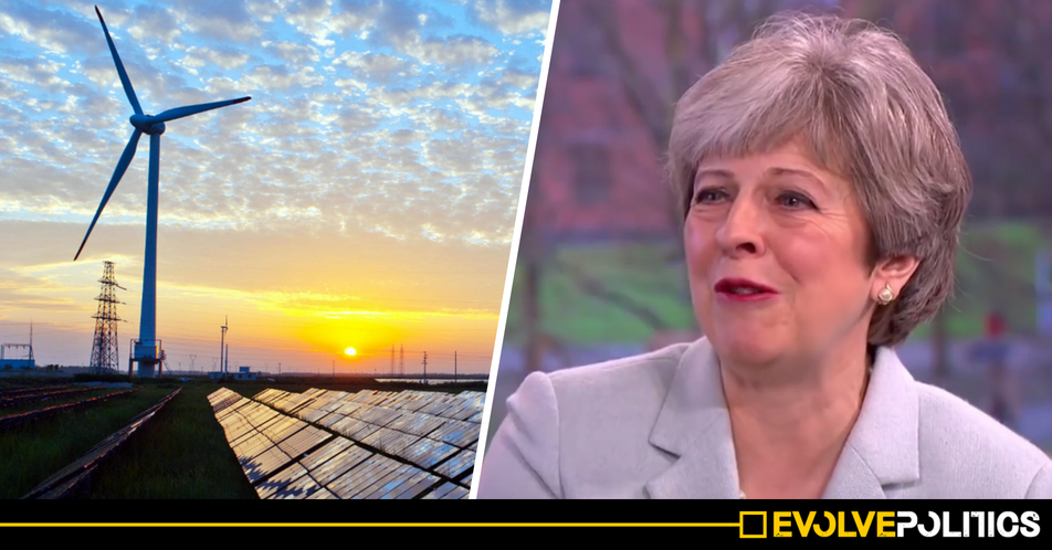 The UK was becoming a world leader in renewable energy - but the Tories have now DESTROYED green investment since 2015