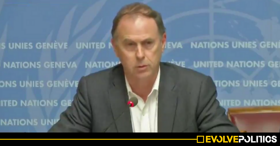 WATCH: United Nations declare Israel broke International Law in Gaza Massacre [VIDEO]