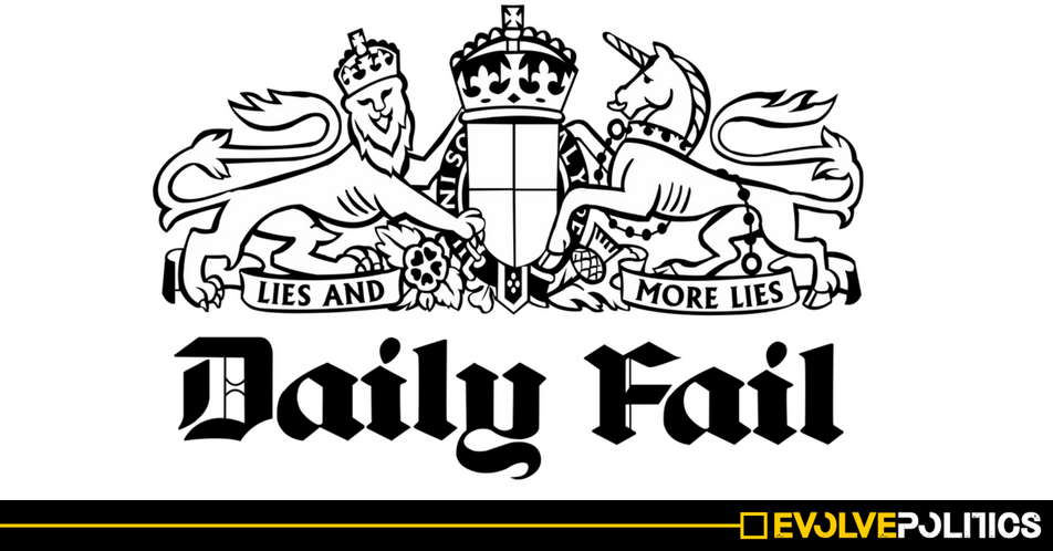 Daily Mail sneak out correction stating