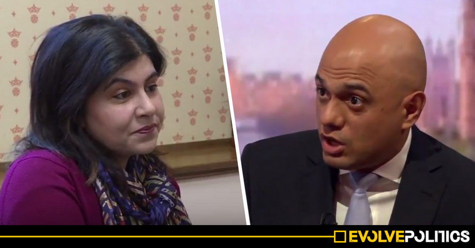 Sajid Javid uses his own Muslim identity to deny Tory Islamophobia, despite claiming NOT to be Muslim in 2010