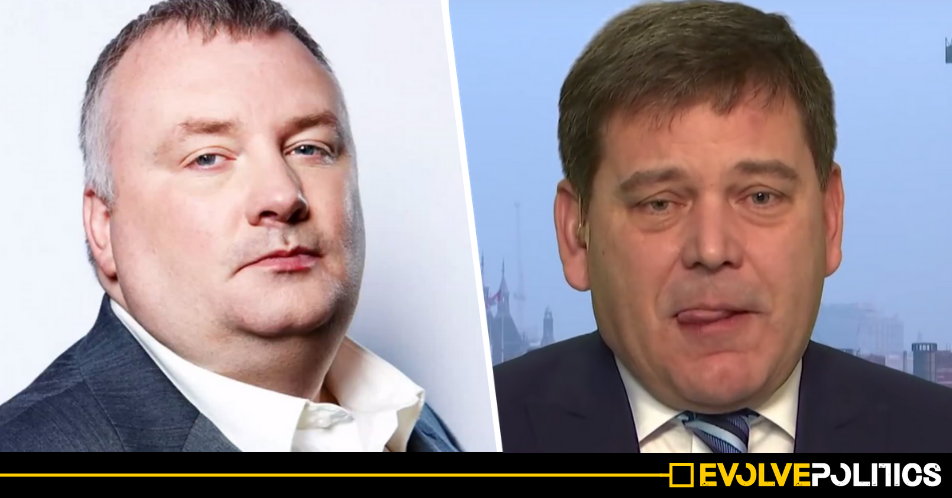 LISTEN: Leading Tory Brexiteer falsely claims 'all English people are entitled to an Irish passport'