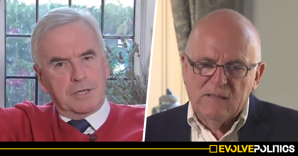 WATCH: The ex-MI6 boss who smeared Jeremy Corbyn just got his arse handed to him by John McDonnell [VIDEO]