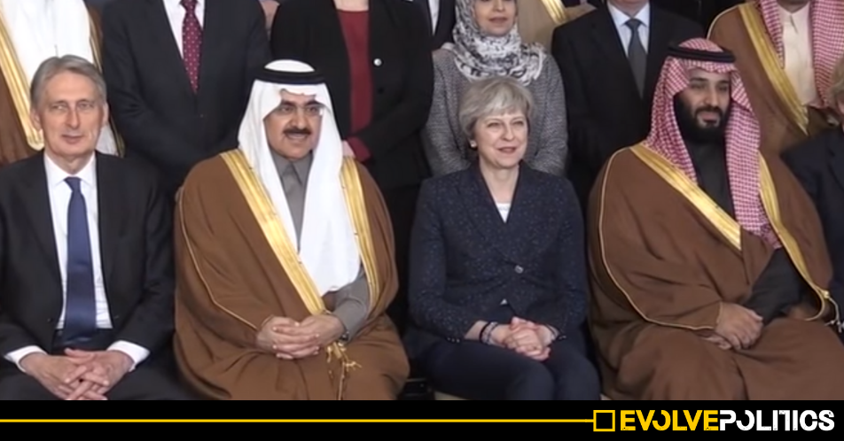 Here are the 29 Tory MPs who have accepted lavish trips from the murderous Saudi Arabian regime since 2015