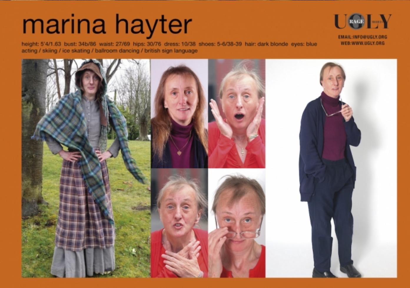 Lynn Marina Hayter BBC Newsnight