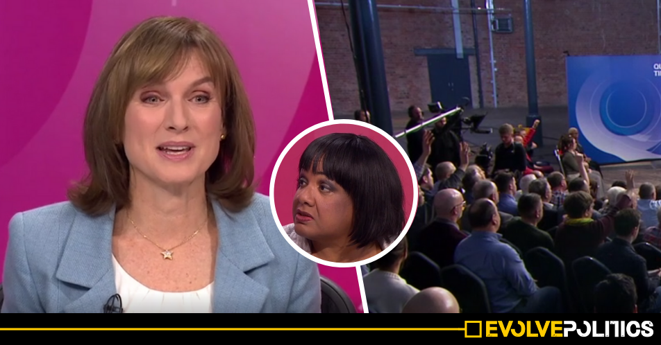 BBC Question Time Staff accused of whipping up audience against Diane Abbott before filming