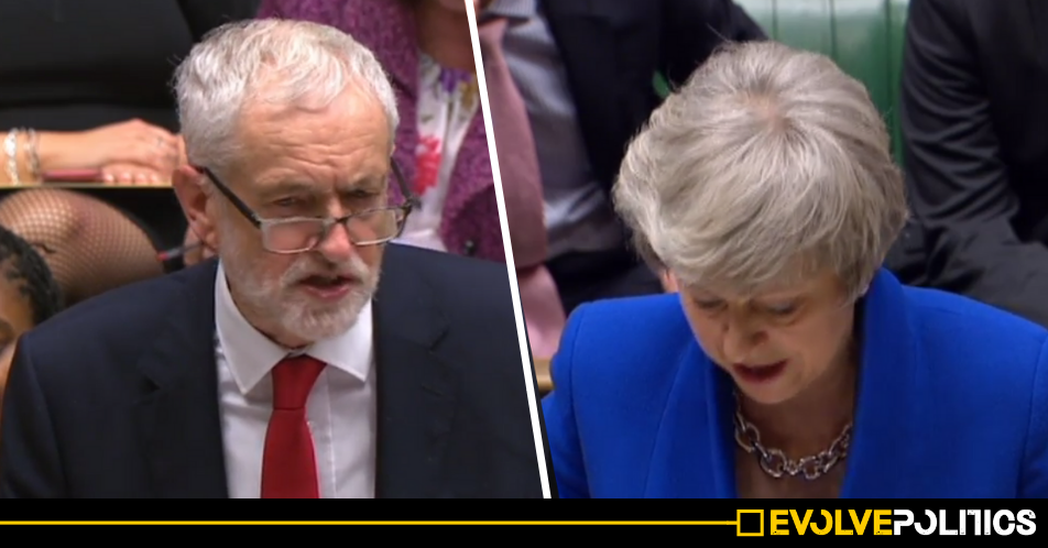 Theresa May's refusal to meet Jeremy Corbyn for cross-party talks shows she's not interested in finding a solution