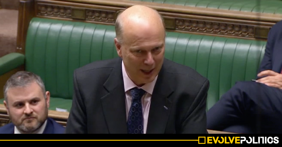 Tory Transport Secretary Chris Grayling could be sacked after lying to Parliament over Seaborne Freight payments