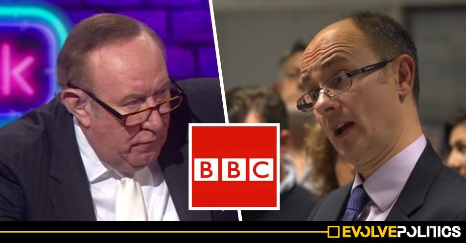 BBC Presenter Andrew Neil exposed