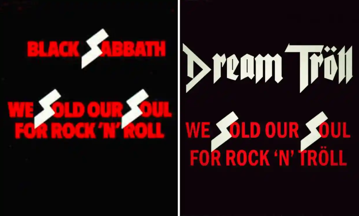 Dream Tröll Black Sabbath Nazi SS Richard Burgon