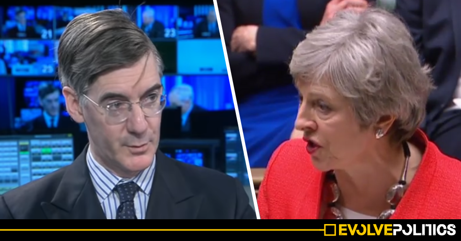 Jacob Rees-Mogg signals extraordinary ERG u-turn to support Theresa May's Brexit deal