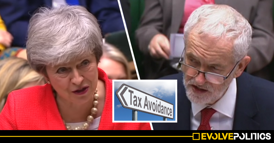 Theresa May cancels key Brexit vote because amendment to name and shame tax avoiders was going to pass