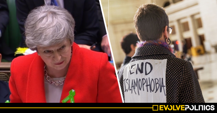 Tories set to use infamous neo-Nazi fallacy as excuse to reject definition of Islamophobia