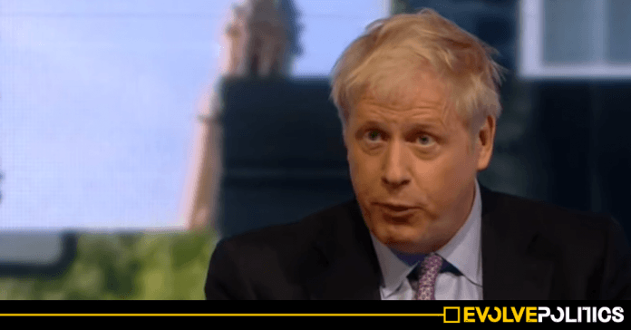 Police accused of trying to 'cover up domestic incident' between Boris Johnson and his girlfriend amid Tory leadership battle