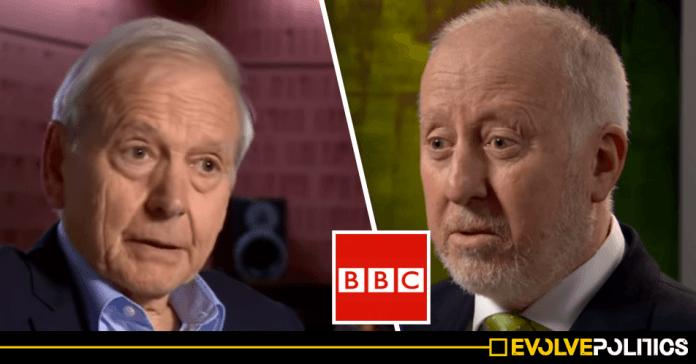 LISTEN: BBC journalist claims Trump