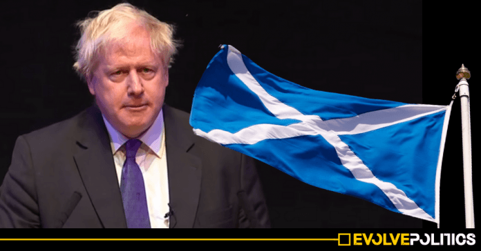 Boris Johnson published poem caling for