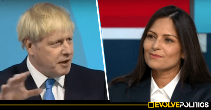 Boris Johnson appoints disgraced anti-LGBT pro-death penalty Brexiteer Priti Patel as Home Secretary
