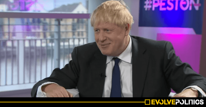 Conservative Party elect racist, sexist, homophobic, serial liar and incompetent buffoon Boris Johnson as new leader