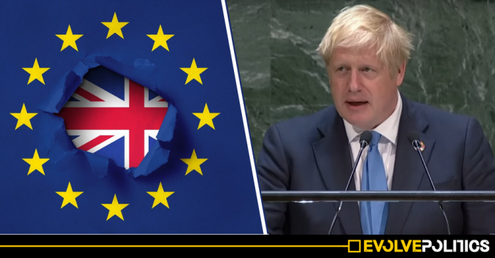 Tories pledge to extend Article 50 if Boris Johnson cannot agree EU deal by October 18th