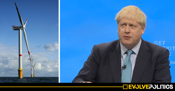 Boris Johnson just slammed Boris Johnson for being an idiot on climate change. Yes, seriously.
