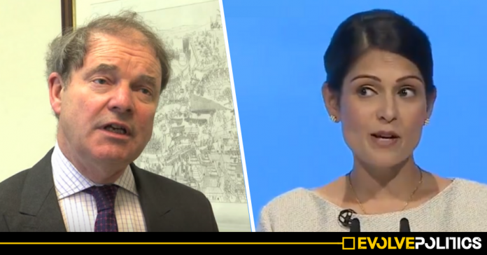 Priti Patel says Tories are
