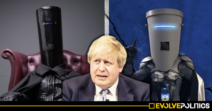 Count Binface and Lord Buckethead to challenge Boris Johnson his in Uxbridge Constituency