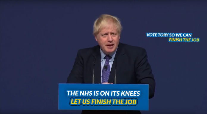If you can read this NHS Doctor's heartbreaking words and still vote Tory, there's something very, very wrong with you