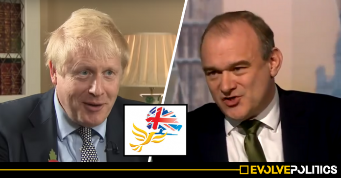 WATCH: Lib Dem Deputy Leader confirms they're planning to prop up the Tories over Labour [VIDEO]