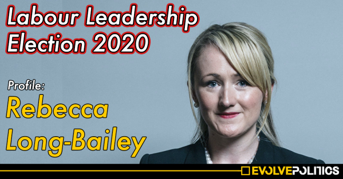 Labour Leadership Election 2020 Candidate Profile: Rebecca Long-Bailey