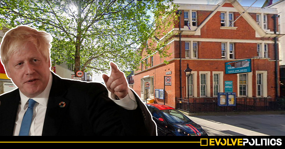 Streatham terror attack happened yards from police station Boris Johnson personally sold off whilst London Mayor