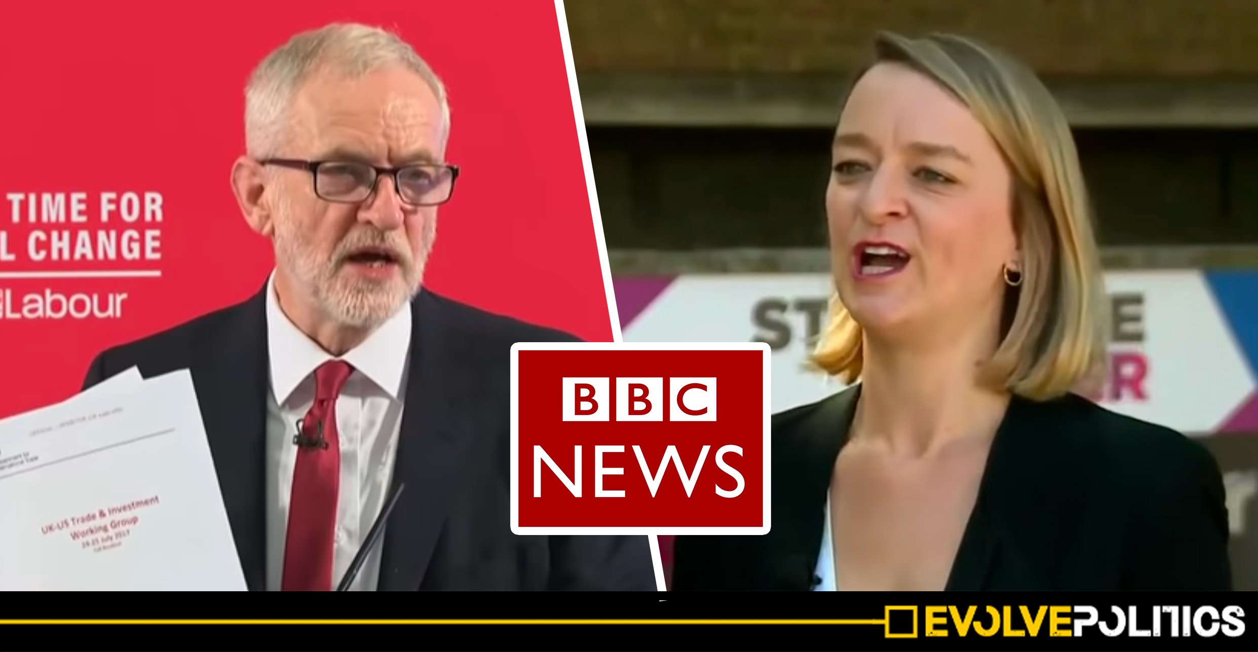BBC completely silent as Jeremy Corbyn is proved right after Tories vote against protecting NHS from Brexit trade deals