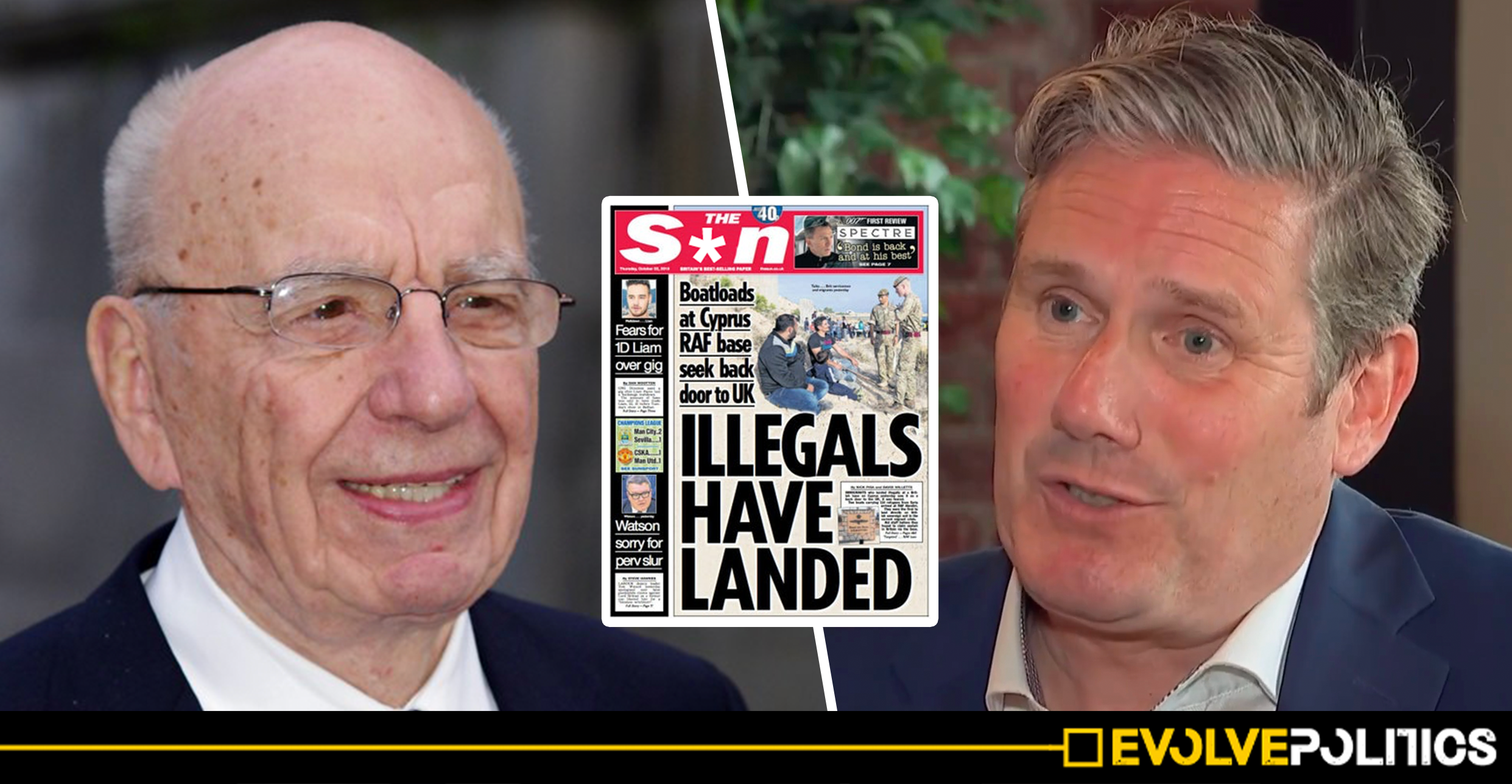 Keir Starmer says he wants The S*n to endorse him and The Labour Party