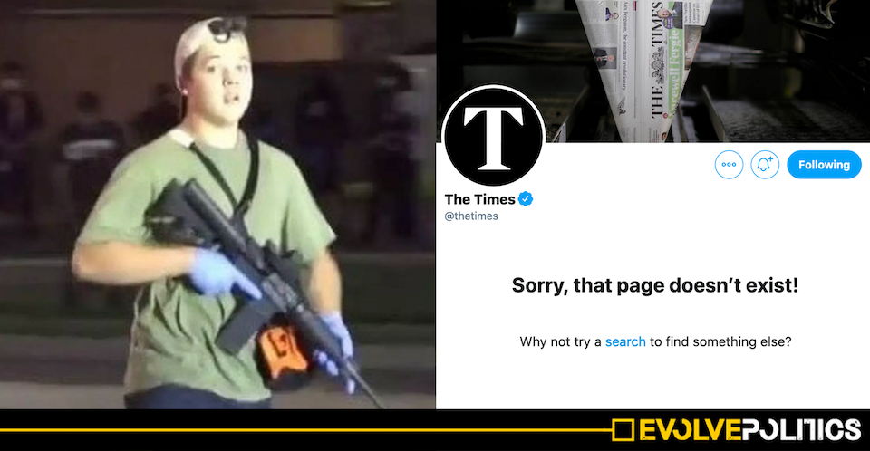 The Times deletes