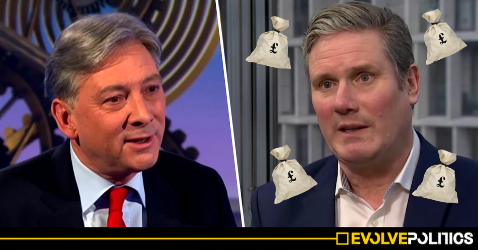 Scottish Labour leader Richard Leonard quits just hours after wealthy potential donors pressure Keir Starmer to remove him