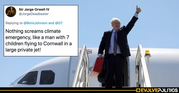 Boris Johnson says he hopes for a