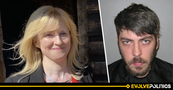 Anti-trans Labour MP Rosie Duffield just claimed that a convicted stalker is her 'friend' whilst making blatantly biphobic comments